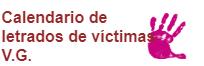 Calendario de letrados de víctimas VG